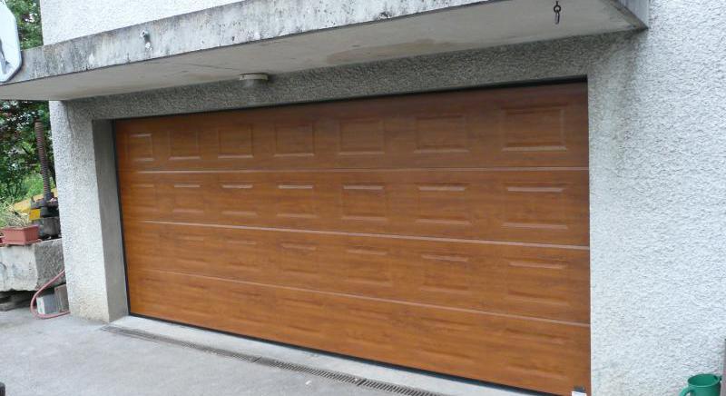 Porte garage - Perrin Store